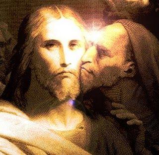 JESUS E JUDAS – TRAIÇÃO E PERDÃO
