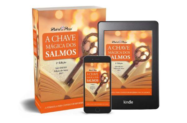 Livro: A CHAVE MÁGICA DOS SALMOS